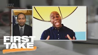 Video Celebrities and athletes wish Stephen A. Smith a happy birthday | First Take | ESPN download MP3, 3GP, MP4, WEBM, AVI, FLV Oktober 2017