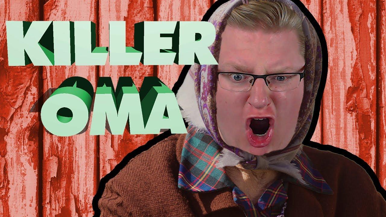 Die Killer Oma 🎮 Gang Beasts - YouTube
