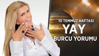 Nuray Sayarı - 10 Temmuz Haftası Yay Burcu Yorumu