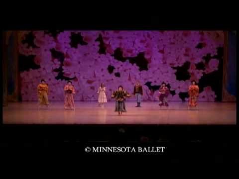 Minnesota Ballet Manhattan Nutcracker