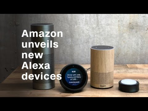 Amazon unveils new Alexa devices Mp3
