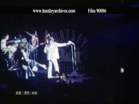 Rolling Stones 1970 Tour - Rolling Stones on Stage, 1970 - Film 90086
