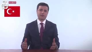 Selahattin Demirtaş'ın TRT'deki propaganda konuşması - 17 Haziran 2018