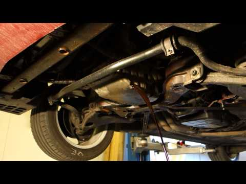 How to replace engine oil Mercedes Benz. 3.0 liter gasoline engine.