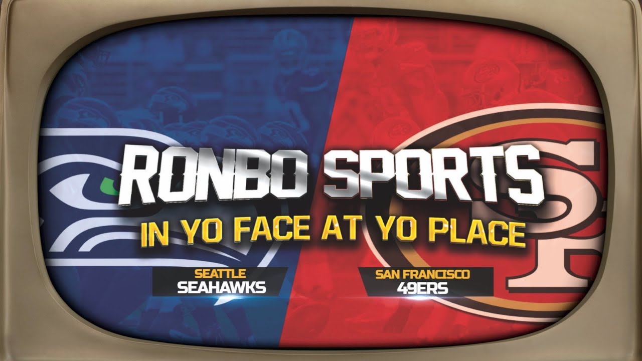 Download Ronbo Sports Watching 49ers VS Seahawks Week 4 2021 Reactions Live!