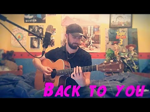 Louis Tomlinson feat. Bebe Rexha - Back To You - Cover (With Chords)