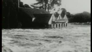 Launceston Floods - 1929