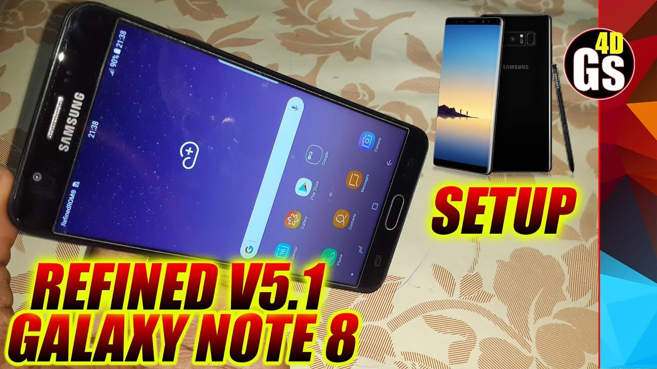 samsung j7 prime android 8 rom