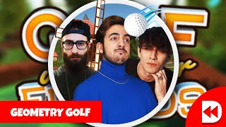 Golf with Your Geometry Dash!!