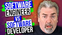 Difference between Software Developer and Software Engineer?