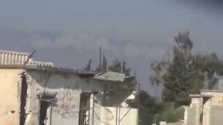 Сирия Обстрел позиции террористов ИГИЛ в провинции Латакия!Свежие Новости Сегодня