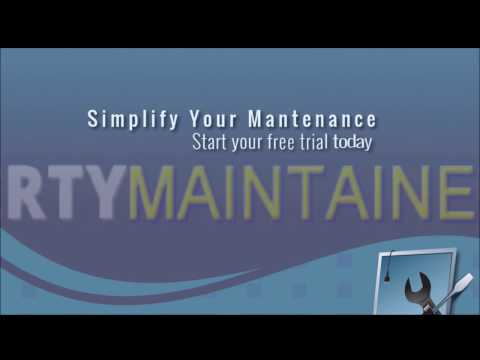 Property maintenance software by Propertymaintainer.com Introduction video