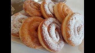Schnecken - Krapfen/Berliner/ Donuts