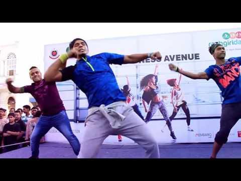 Vande Mataram abcd 2 | Dance Fitness - Delhi Salsa Club