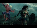 Spider-Man (The Sam Raimi trilogy)(Wonder Woman style)