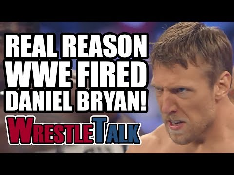 Real Reason WWE FIRED Daniel Bryan In 2010!