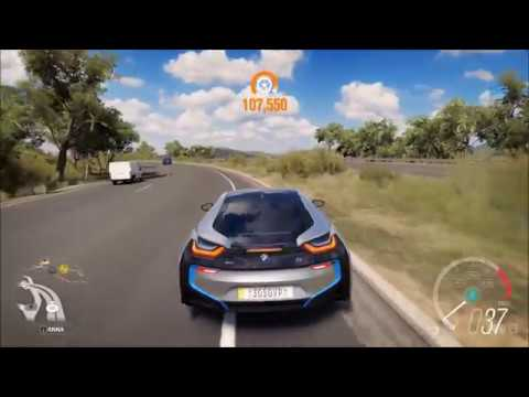 Forza Horizon 3 Bmw I8 2015 Top Speed 327 Kmh Hd 1080p60fps