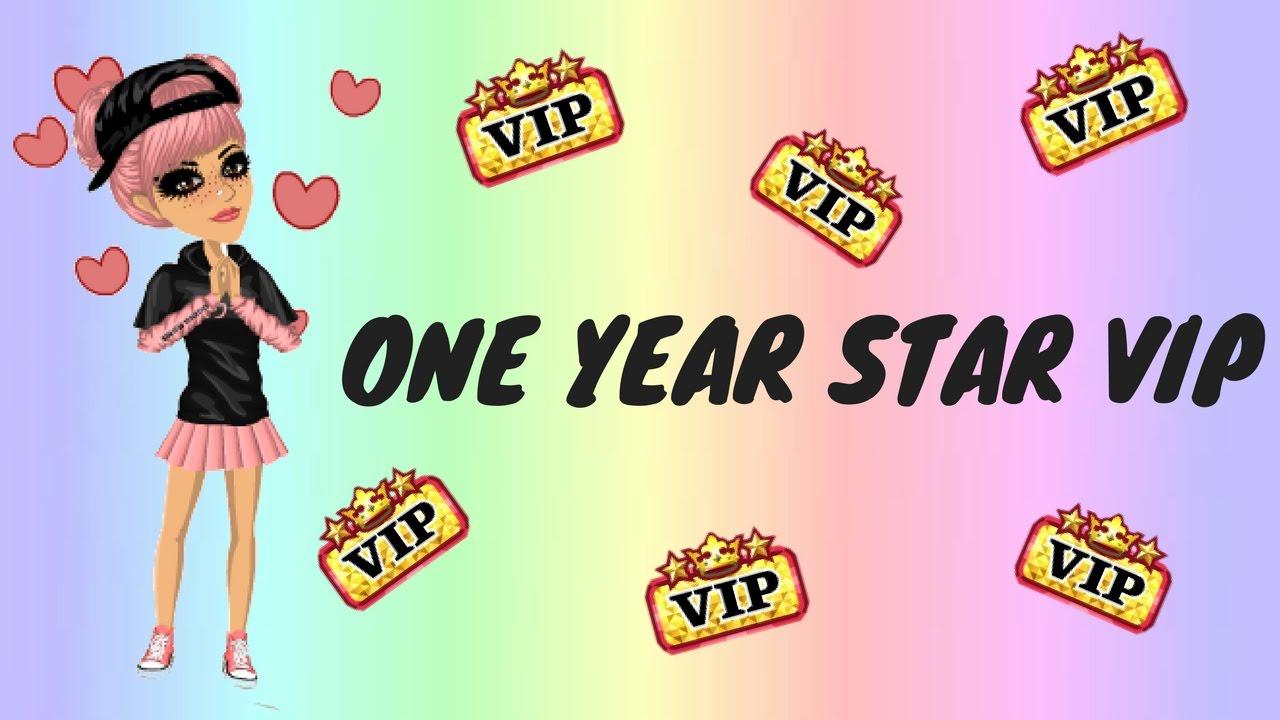 ONE YEAR STAR VIP - YouTube