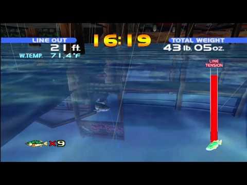 Sega Bass Fishing (Xbox 360, PS3) trailer
