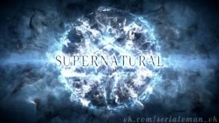 Заставка сериала «Сверхъестественное / Supernatural». 10 сезон