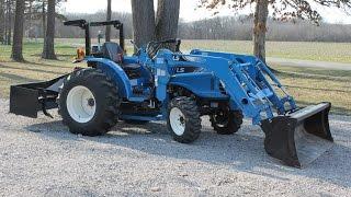 Video LS XG3025 Compact Utility Tractor Review download MP3, 3GP, MP4, WEBM, AVI, FLV Juli 2018