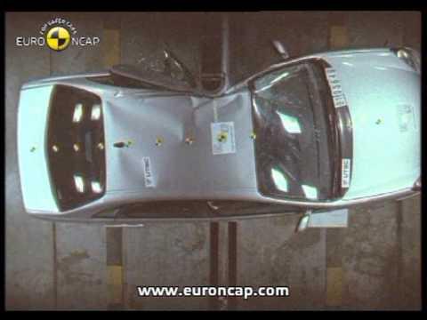 Euro NCAP | Citroen C5 | 2001 | Crash test