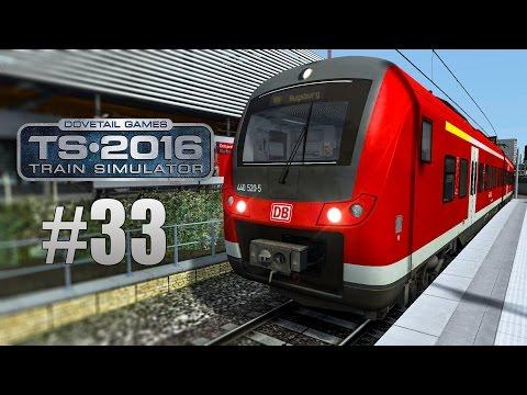 TRAIN SIMULATOR 2016: BR 440 Alstom Coradia Continental #033 - BR 440: Fluch und Segen!