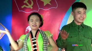 Múa cô gái Sầm Nưa xinh đẹp - xóm Hạnh Phong Nghĩa Hoàn Tân Kỳ Nghệ An
