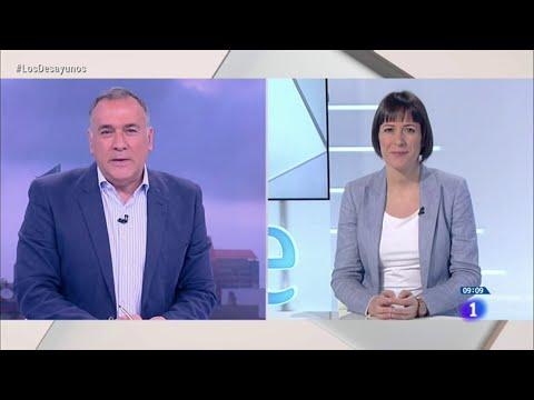 """Entrevista a Ana Pontón nos """"Desayunos de TVE"""""""