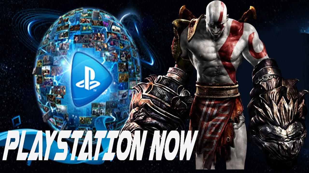 Playstation Now Ps4 Test God Of War 2