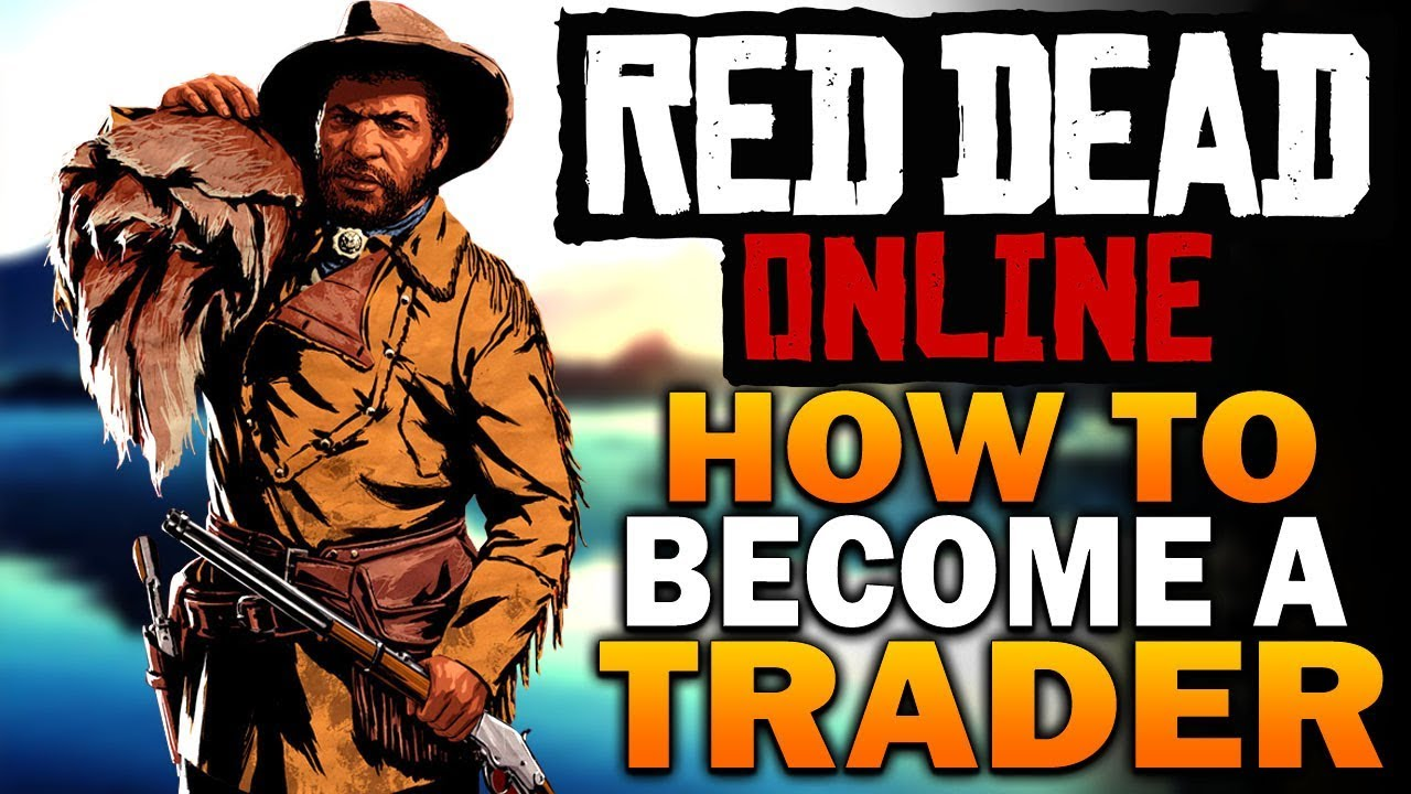 How To Become A Trader Camp Dogs Deliveries Red Dead Online Frontier Pursuits Update Youtube