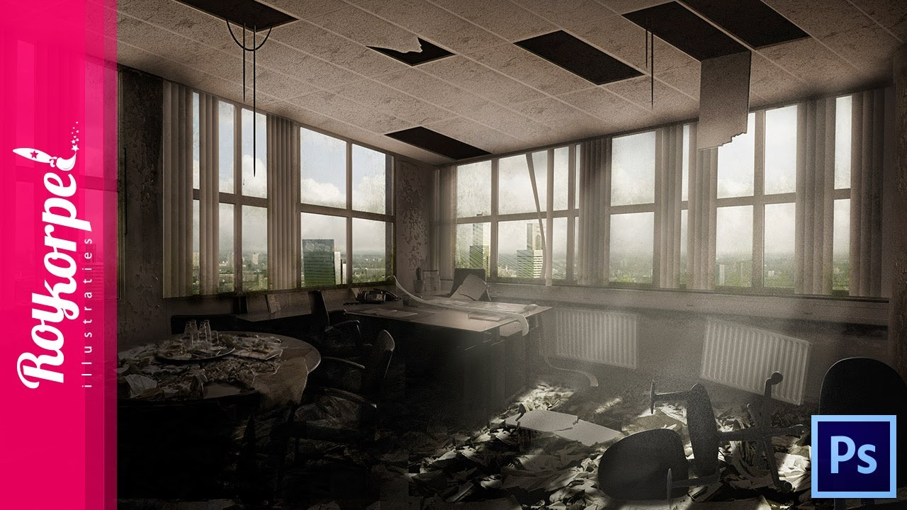 abandoned office | more Pfaff Industry pictures facebook | Corinna ...