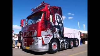Супер тюнинг грузовиков