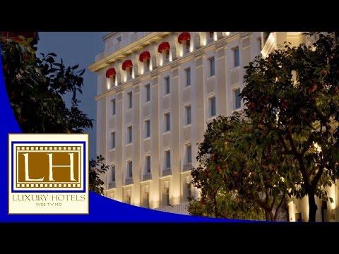 Luxury Hotels - Gran Meliá Colon - Sevilla