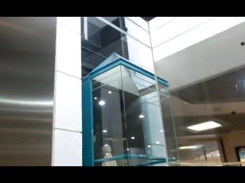 Talking Keighley Glass Elevator Broadmarsh Center