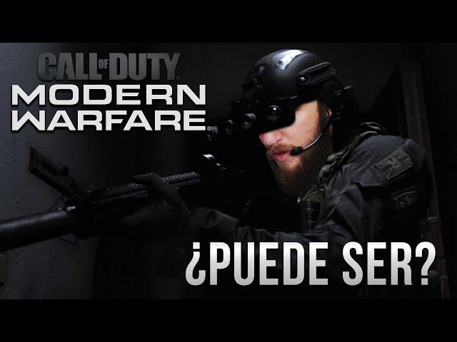 ESTE PODRÍA SER EL MEJOR COD   Call of Duty: Modern Warfare