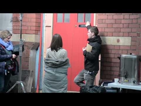 Doctor Who Filming Series 8 - Caretaker Doctor