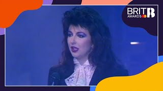 Kate Bush - Hounds of Love  (Live at The BRITs 1986)