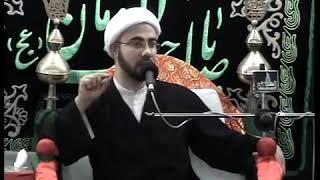 الشيخ مصطفى الموسى - فرض نبوة النبي الأعظم محمد صلى الله عليه وآله وسلم على جميع الأنبياء