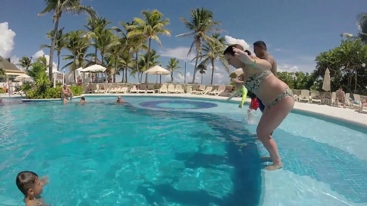 Beach Zumba - Picture of Luxury Bahia Principe Akumal Don ... |Bahia Principe Akumal Women