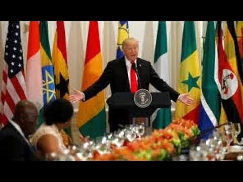 Donald Trump Experiences The Mandela Effect While Saying Nambia Instead Of Namibia!! #194