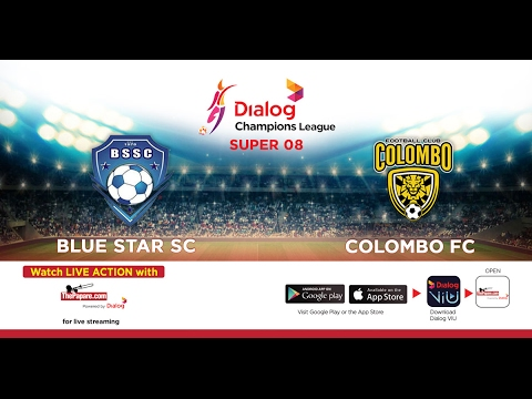 Blue Star SC v Colombo FC - Dialog Champions League 2016