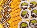 3أشكال حلويات حلوة وراقية بعجينة واحدة وبمكونات بسطية وغير مكلفة /حلويات العيد أو للمناسبات