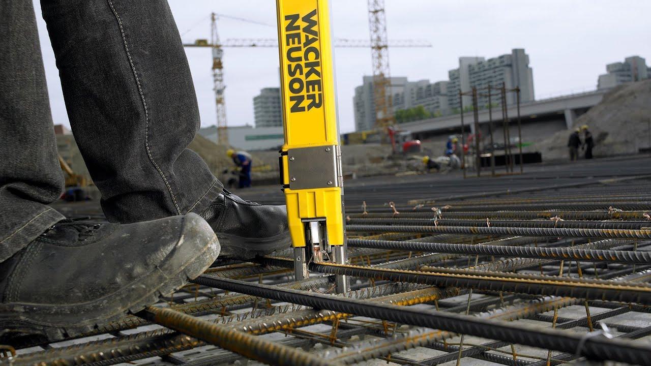 Wacker Neuson Rebar Tier DF6 - Construction Machinery Center