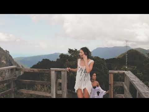 Saint Lucia #LetHerInspireYou Campaign - Tet Paul Nature Trail