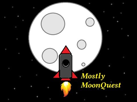 """Mostly MoonQuest Ep. 20 """"The Floating Energy Egg"""""""
