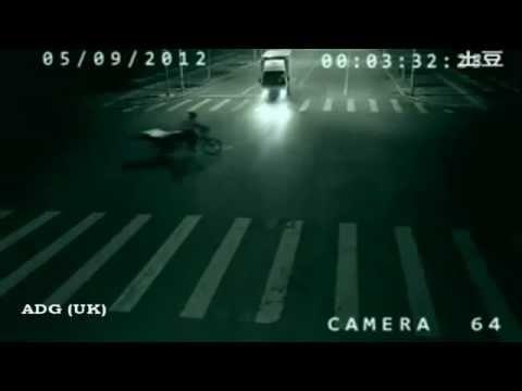 Real o FAKE teletransportacion captado en camara de seguridad,  2012 HD