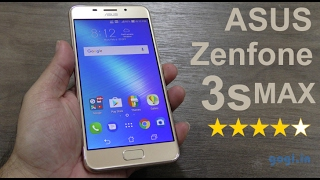Asus Zenfone 3s Max review, unboxing, benchmark, gaming and battery life