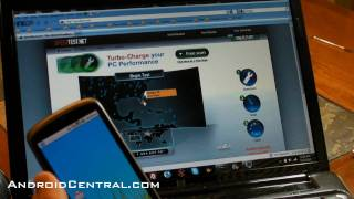 Tethering with Android 2.2 Froyo - AndroidCentral.com