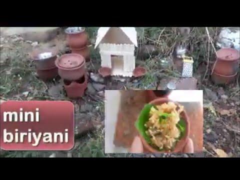 mini  food court  | meat biriyani |